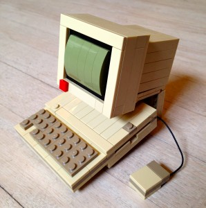 Lego Apple //c