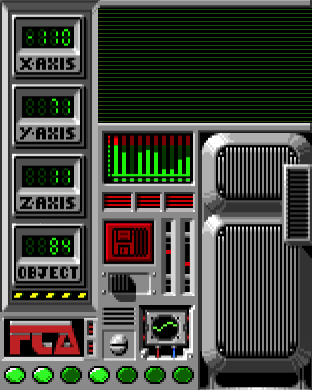 FTA Apple IIgs Apple Watch Face